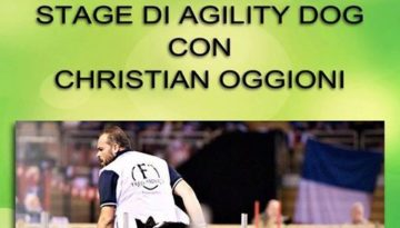 Stage agility dog con Christian Oggioni